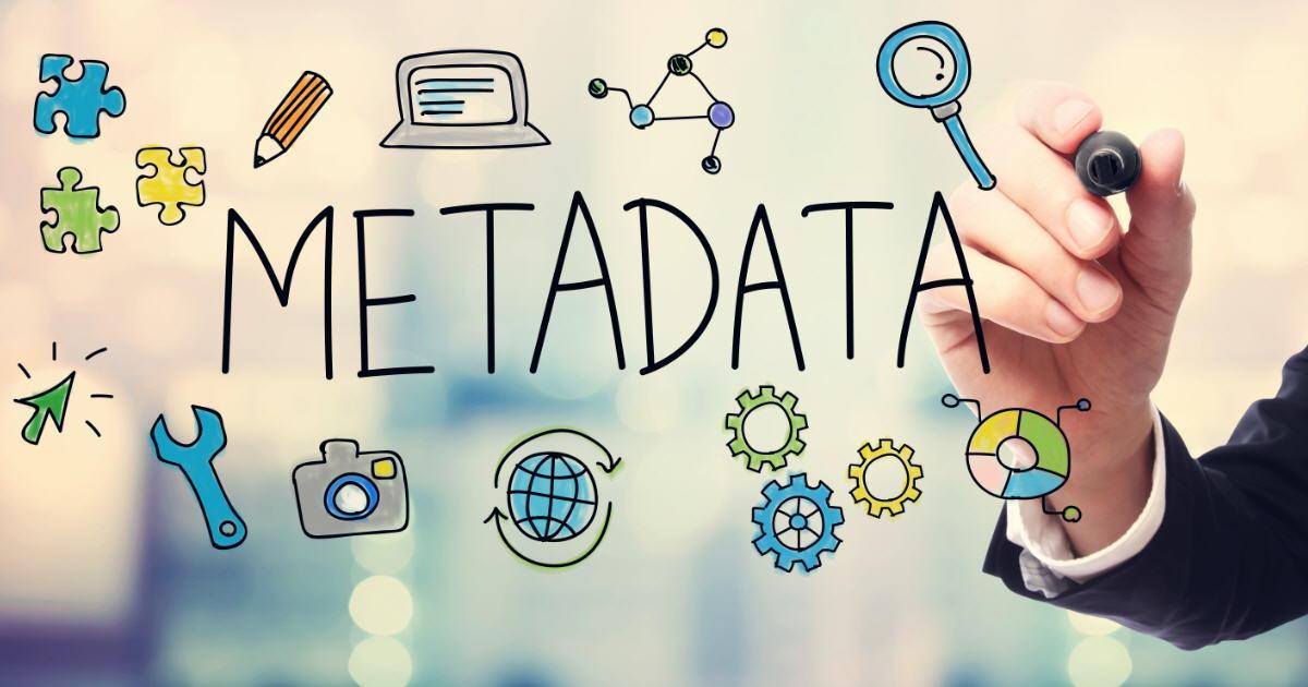 Meta What? Metadata is What