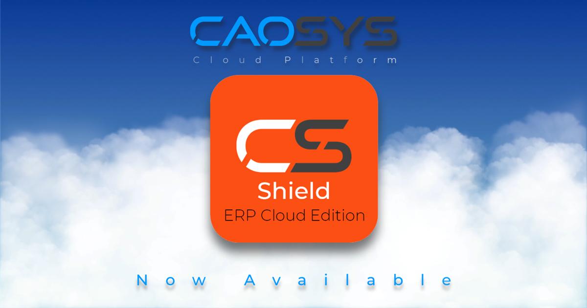 CS Shield ERP Cloud Edition Launch Trailer
